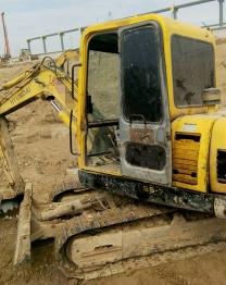 二手现代挖掘机R55-7