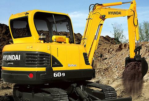 挖掘机操作技术流程