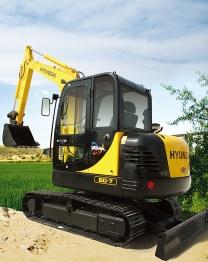 Excavators R60-7
