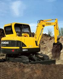 Excavators R60-9
