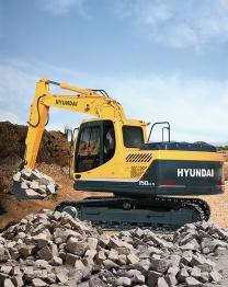 Excavator R150LC-9